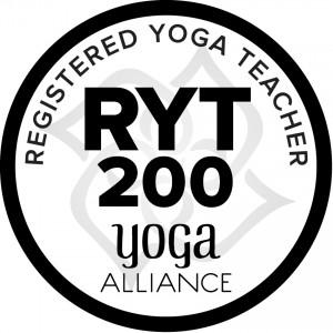 Certifierad yogalärare